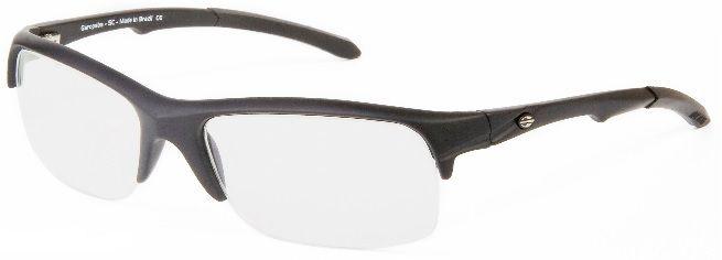 Armação Para Oculos De Grau Mormaii Itapuã 3 126511750 Preto Fosco