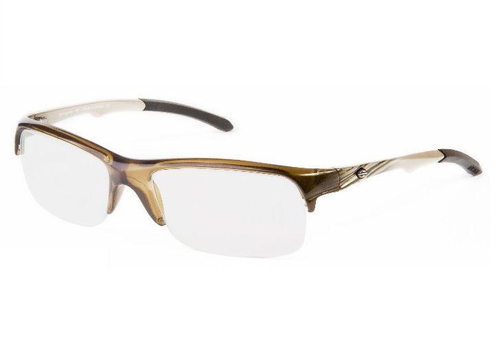 1417fc0832ff9 Armação Para Oculos De Grau Mormaii Itapuã 3 Cod. 126572950 - MARROM ...