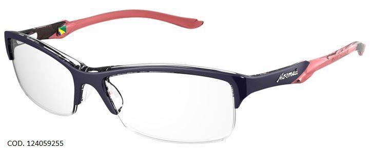 Armação Para Oculos de Grau Mormaii Malaga Cod. 124059255 Lavanda
