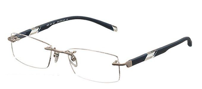 Armação Para Oculos De Grau Mormaii Mo1129 Cod. 0112912454 Azul Fosco
