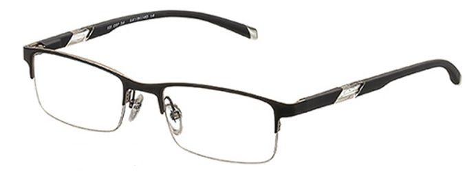 Armação Para Oculos De Grau Mormaii Mo1131 Cod. 113109754 -  Preto Fosco