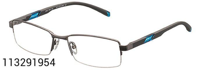 Armação Para Oculos De Grau Mormaii Mo1132 Cod. 113291954 Cinza Azul