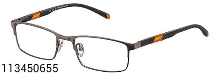 Armação Para Oculos De Grau Mormaii Mo1134 Cod. 113450655 CINZA LARANJA