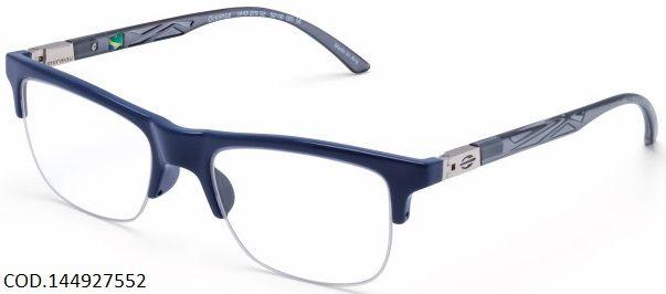 Armação Para Oculos De Grau Mormaii Oceanus Cod. 144927552 Azul