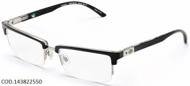 Armação Para Oculos De Grau Mormaii Portal 1 Cod. M143822550 Preto