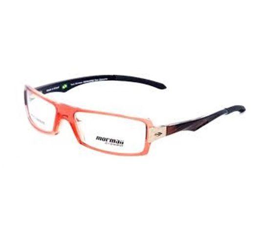 Armação Para Oculos De Grau Mormaii San Clemente Cod. 126994952 Laranja