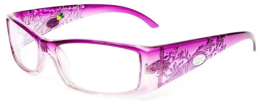 Armação Para Oculos de Grau Mormaii Shiva Eye Cod. 133619854 Lilas Degrade