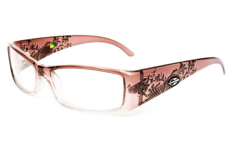 Armação Para Oculos de Grau Mormaii Shiva Eye Cod. 133619954 - Bordo