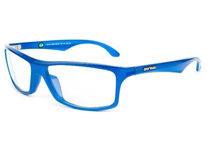 Armação Para Oculos De Grau Mormaii Terral - Cod. 140018357- AZUL