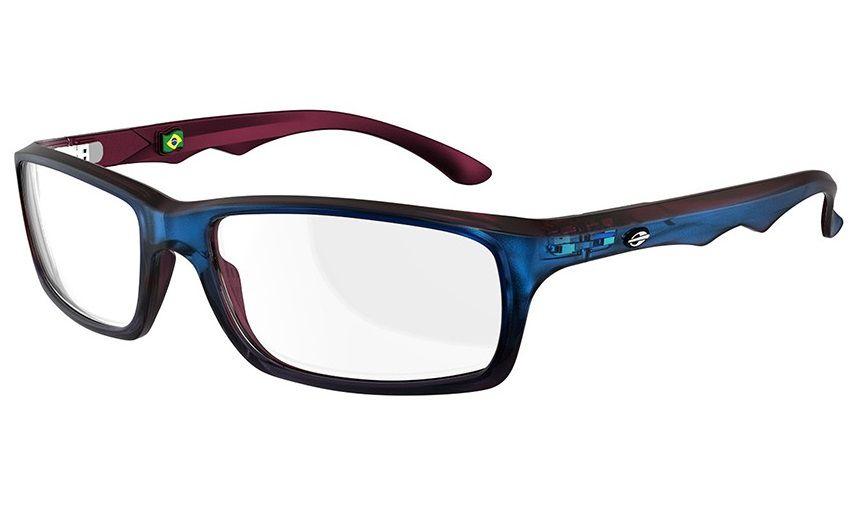 Armação Para Oculos De Grau Mormaii Viper 164204650 Azul INFANTIL