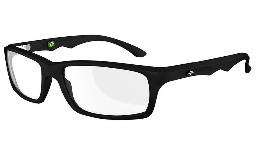 Armação Para Oculos De Grau Mormaii Viper Cod. M164211750 - PRETO - INFANTIL