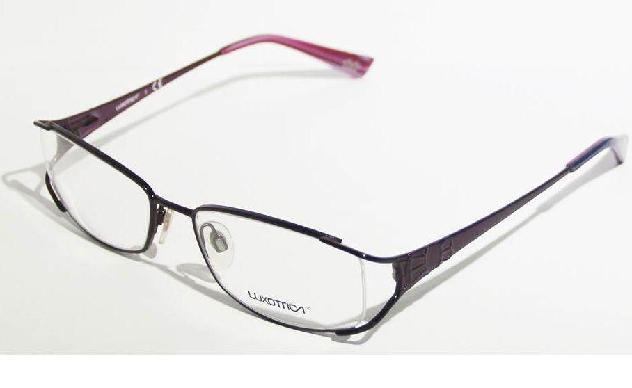 d33c532de Armação Para Oculos Grau Luxottica LU2279 T408 Roxo
