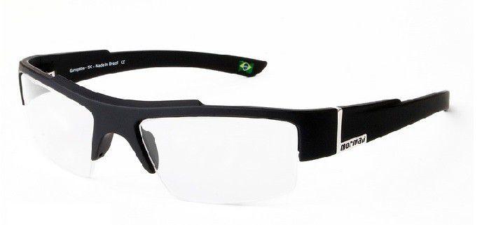 Armação Para Oculos Grau Mormaii Atol 2 126811752 Preto Fosco