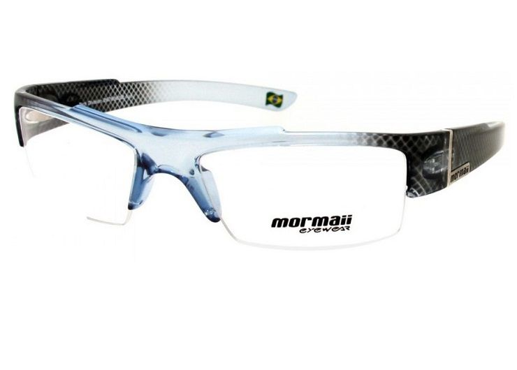 Armação Para Oculos Grau Mormaii Atol Cod 126769652 AZUL