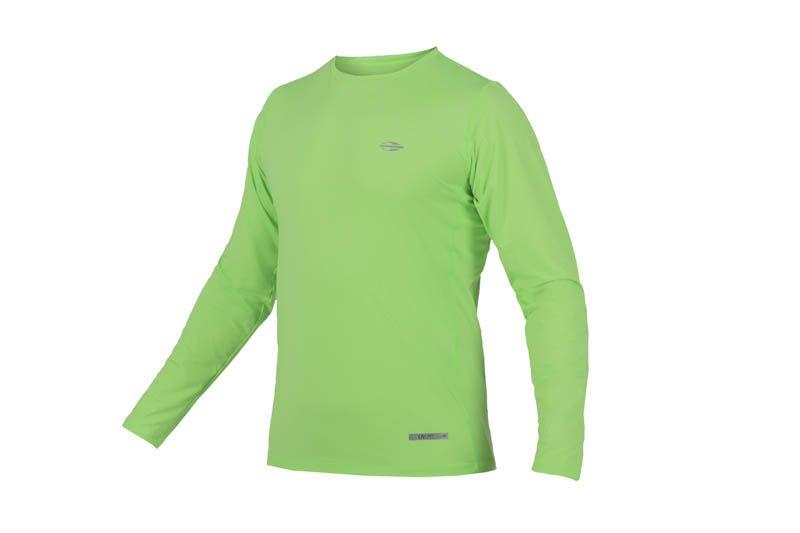 2b326e7de3 Camiseta Mormaii Masculina Manga Longa Body Fit Proteção UV Verde S508UVBFM
