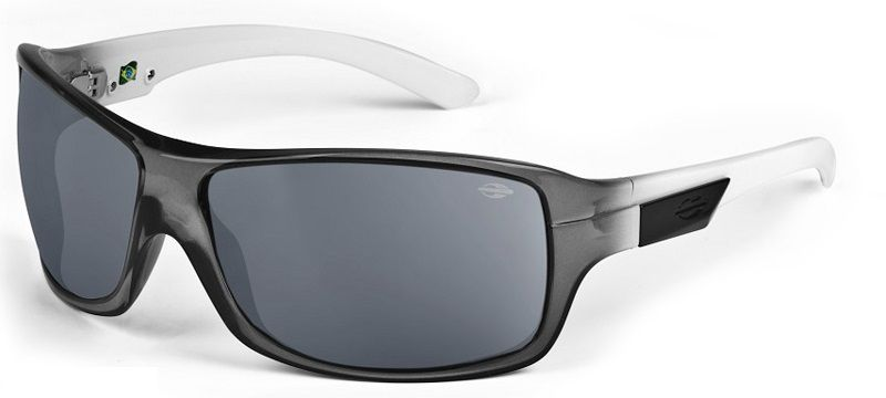 Oculos De Sol Mormaii Galapagos - Cod. 15431701 Fume Branco - Loja ... f53cb2e39a