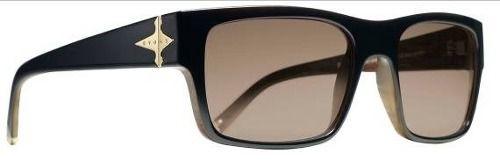 Oculos Evoke Capo 1 B04 Black Wood Gold Brown Total