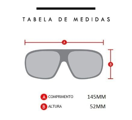 Oculos Evoke Clip On Classic - Black Silver G15 Total