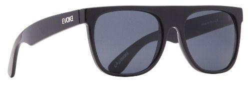 Oculos Evoke Haze Black Shine Gray Total - Garantia 1 Ano