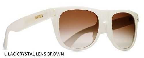 Oculos Evoke On The Rocks Lilac Crystal Gold Brown Gradient