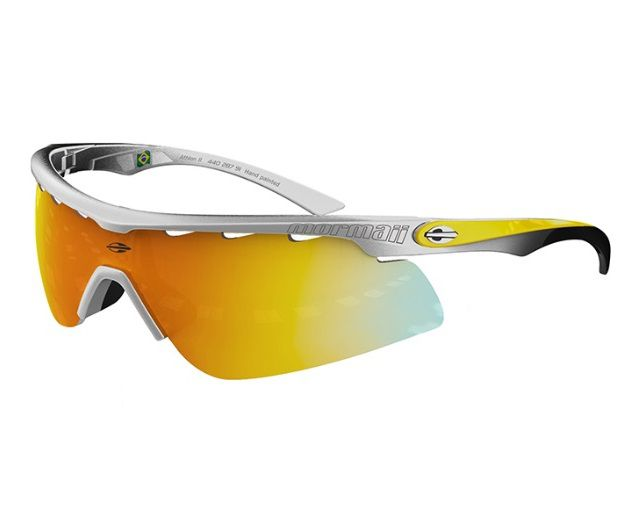 Oculos Mormaii Athlon 2 - Com 2 Lentes - Cod. 44028791