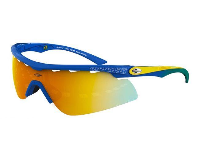 Oculos Mormaii Athlon 2 - Com 2 Lentes - Cod. 44029191