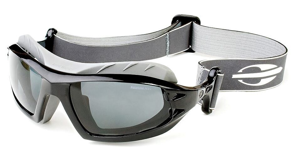 Oculos Sol Mormaii Floater 25121068 Preto Brilho Lente Cinza Polarizada 511a5b8fef