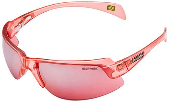 Oculos Sol Mormaii Gamboa Air 2 21874114 Vermelho Translucido