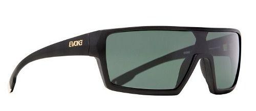 Oculos Sol Evoke Bionic Beta A12 Black Matte Gold G15 Total