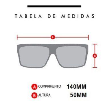 Oculos Sol Evoke Evk 15 A12 Preto Fosco Lente Verde G15