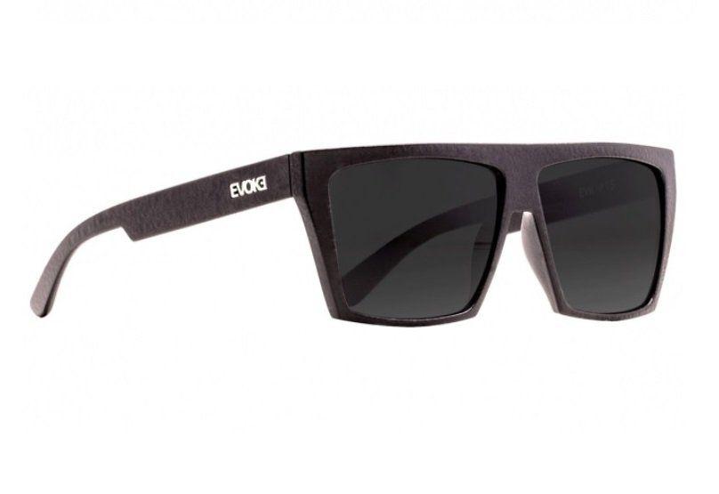 Oculos Sol Evoke EVK 15 Croc A01 Black Crocodilus Gray Total - Loja ... 0b338ff6b5
