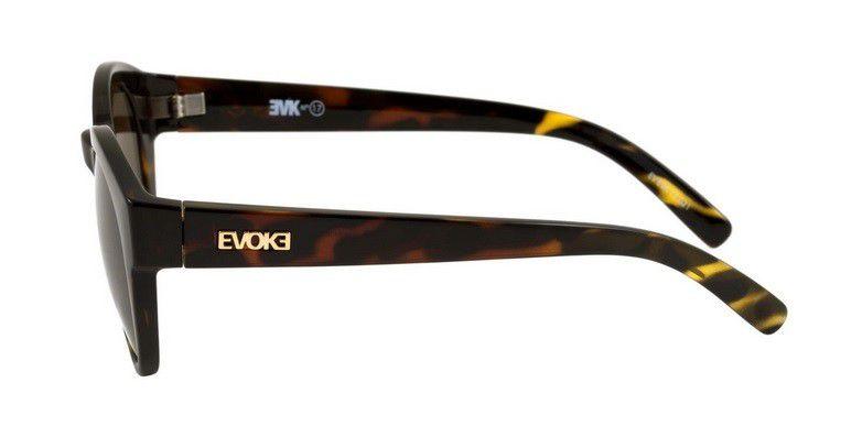 ... OCULOS SOL EVOKE EVK 17 G21 DEMI GREEN GOLD BROWN TOTAL - Loja Solare ffc098856d