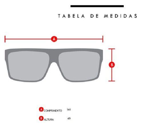 Oculos Sol Evoke The Code A01N Black Shine Silver Gray Gradient