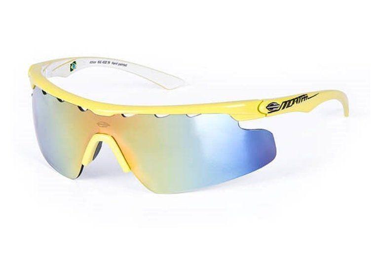 Oculos Sol Mormaii Athlon Com 2 Lentes 16643291 Amarelo