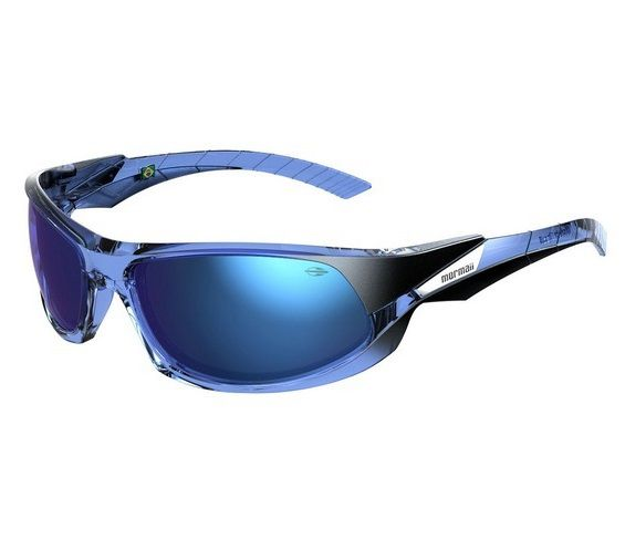 Oculos Sol Mormaii Itacare 2 41205497 Chumbo Lente Azul Espelhada