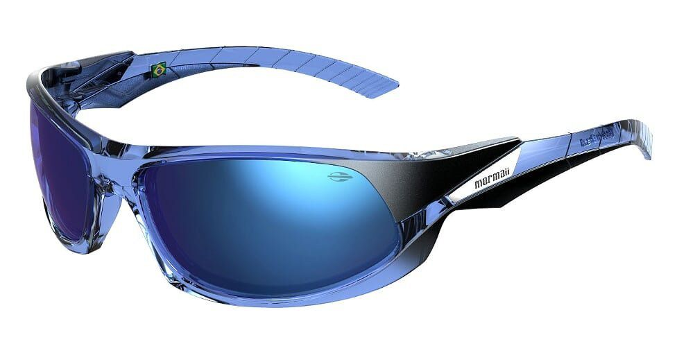 d5f14f037 Oculos Sol Mormaii Itacare 2 41205497 Chumbo Lente Azul Espelhada - Loja  Solare