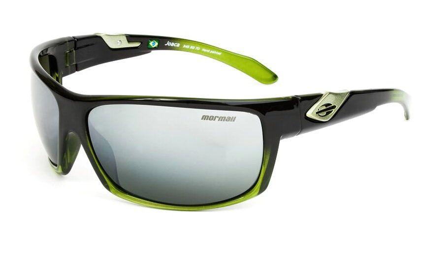 Oculos Solar Mormaii Joaca 34531370 Verde Translucido