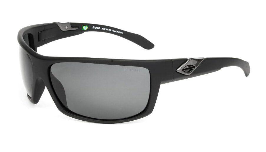 f91ab72c4 Oculos Sol Mormaii Joaca Xperio 34532103 Preto Fosco Lente Cinza Polarizada