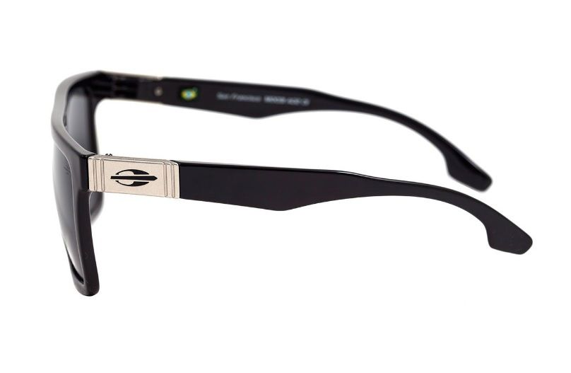 Oculos Sol Mormaii San Francisco M0031a0201 Preto Brilho