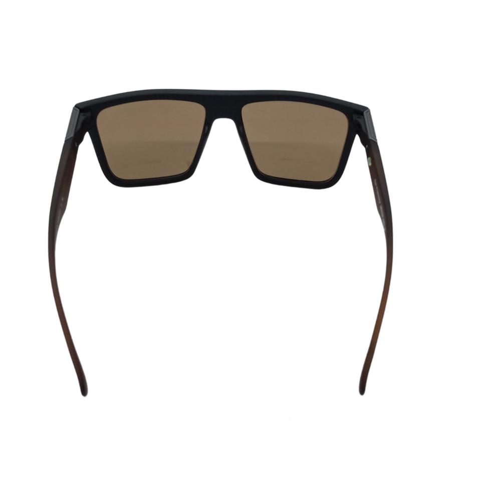 Oculos Sol Mormaii San Francisco M0031a8381 PRETO FOSCO LENTE DOURADA ESPELHADA