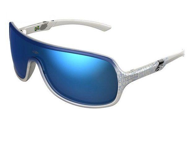 e1c41a5f07b1c Oculos Sol Mormaii Speranto 11648212 Branco Perolizado Lente Azul Espelhado  - Loja Solare ...