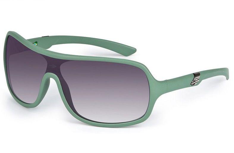 Oculos Sol Mormaii Speranto 11651033 Verde Lente Cinza Degradê