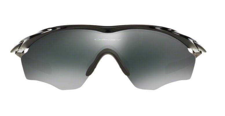 ... Oculos Sol Oakley M2 Frame XL 9343 01 Preto Brilhoso Lente Preta  Espelhada ... 733036b3b97