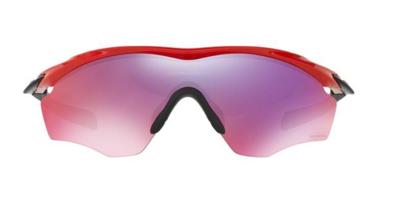 deab1a2584 Oculos Sol Oakley M2 Frame XL 9343 11 Vermelho Lente Vermelha Prizm Road