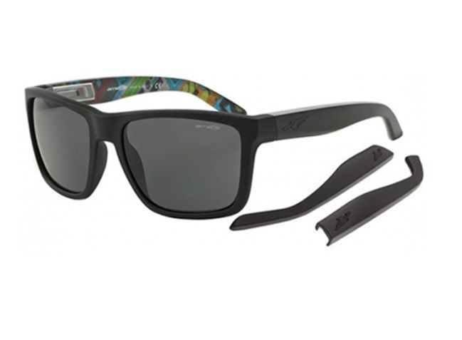 OCULOS SOLAR ARNETTE WITCH DOCTOR AN4177 228987 TROCA HASTES