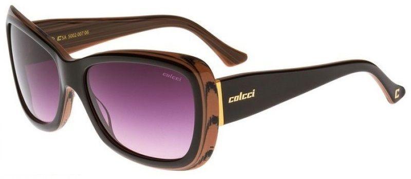 Oculos Solar Colcci 5002 Cod. 500200706 Preto Marrom