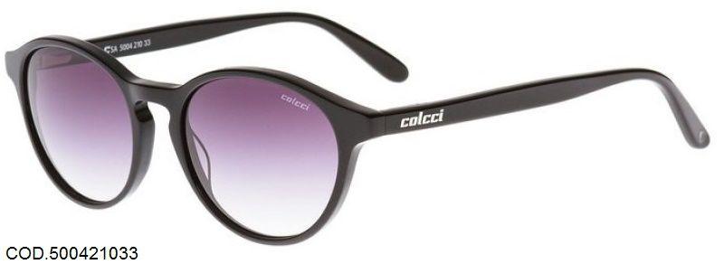 Oculos Solar Colcci 5004 Cod. 500421033 Preto