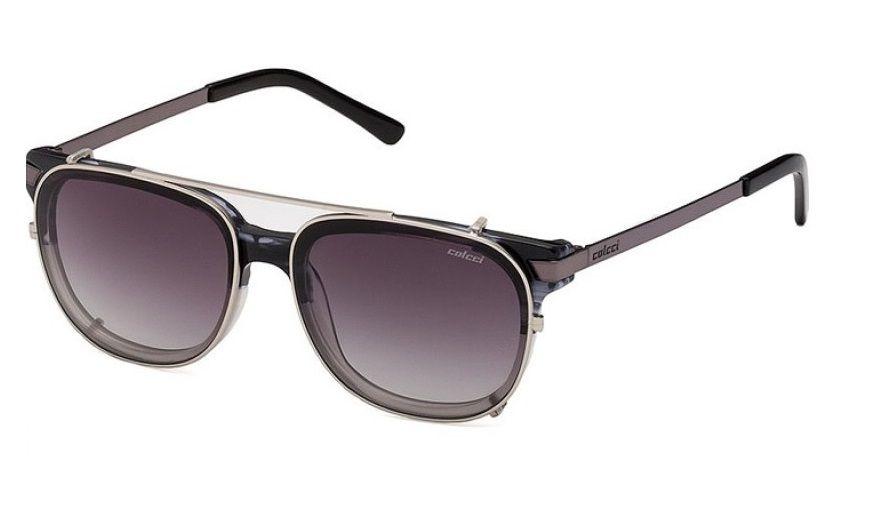 Oculos Solar Colcci 5021 Clip-on Para Grau Cod. 502121333 Preto