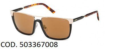 Oculos Solar Colcci 5033 Cod. 503367008 Dourado Marrom