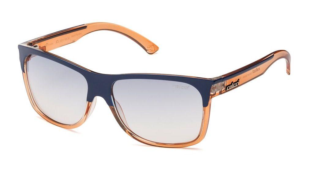 Oculos Sol Colcci Amber 5011 501110224 Azul e Bege Lente Azul Claro Degradê